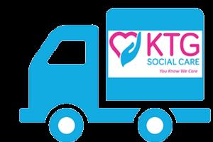 KTG Training Truck ttranslucent